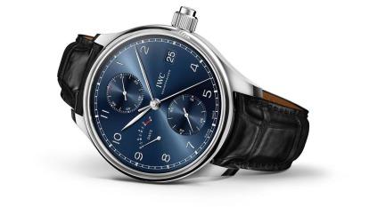 IWC歷年的勞倫斯特別版腕錶們