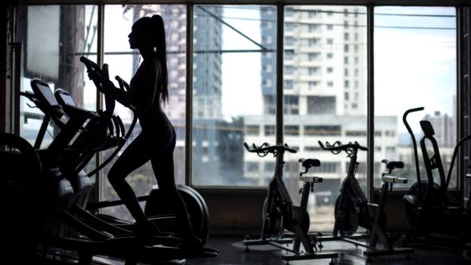 力山去年以來受惠健身機市場呈現爆發性成長。(圖:AFP)