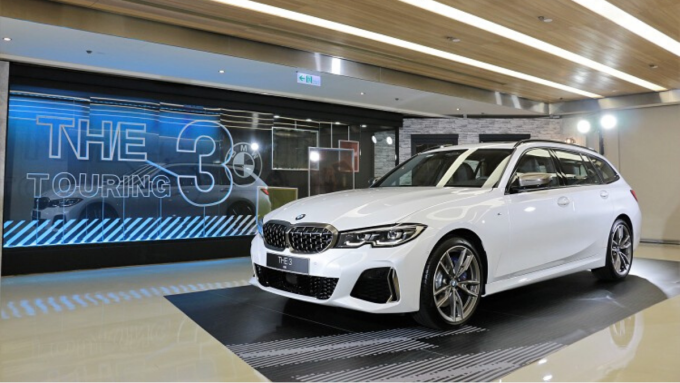 BMW 3系列Touring 在台上市