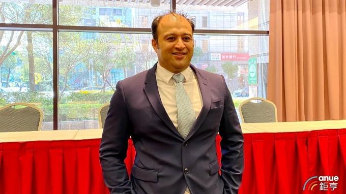 亞獅康財務副總裁Kiran Asarpota。(鉅亨網記者沈筱禎攝)