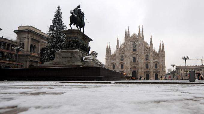 義大利將推疫情相關措施 不排除與歐盟進行協商  (圖片:AFP)