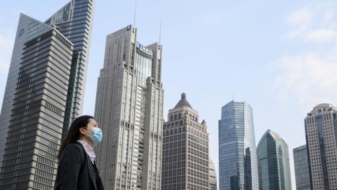 智能口罩新商機?(圖:AFP)