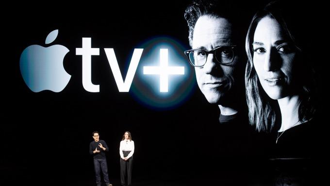 重播節目不是蘋果Style!庫克: Apple TV+只播原創節目(圖片:AFP)