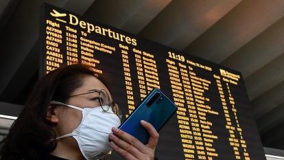 武漢肺炎疫情打趴航空股 分析師認為完全恢復得等明年(圖片:AFP)
