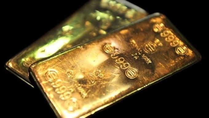 高盛:疫情凸顯黃金終極避險地位 估1年內漲至1800美元(圖:AFP)