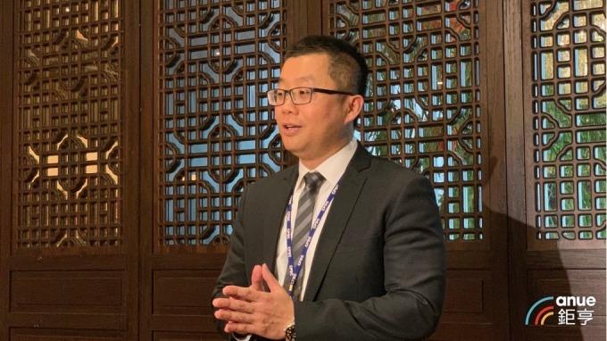 中石化副總經理陳穎俊。(鉅亨網資料照)