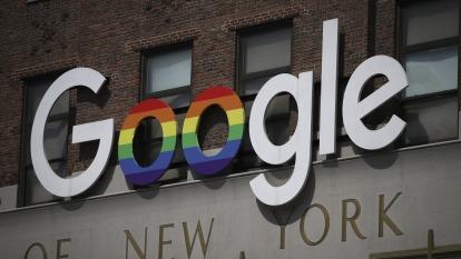 谷歌計劃在2020年投資100億美元 擴大美國業務(圖片:AFP)