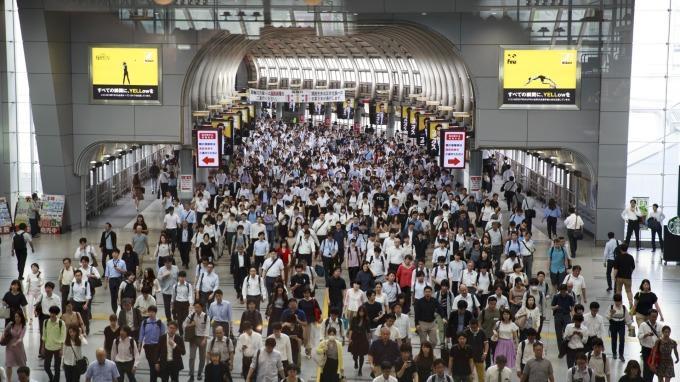 遠距上班VS武漢肺炎 (圖片:AFP)