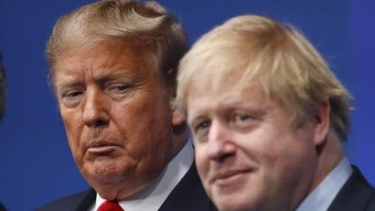 美英年底前能簽定重大貿易協議?專家不看好(圖:AFP)