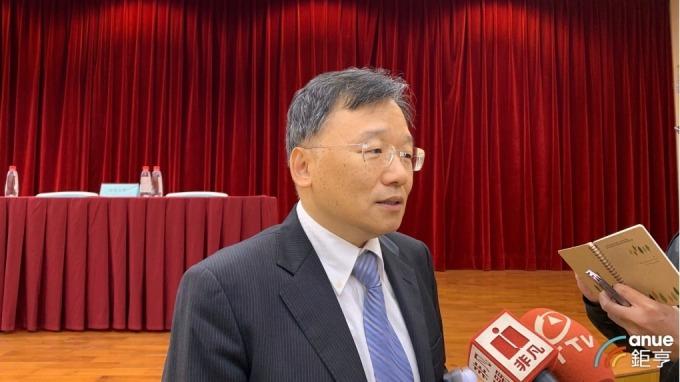 晶電董事長李秉傑。(鉅亨網資料照)