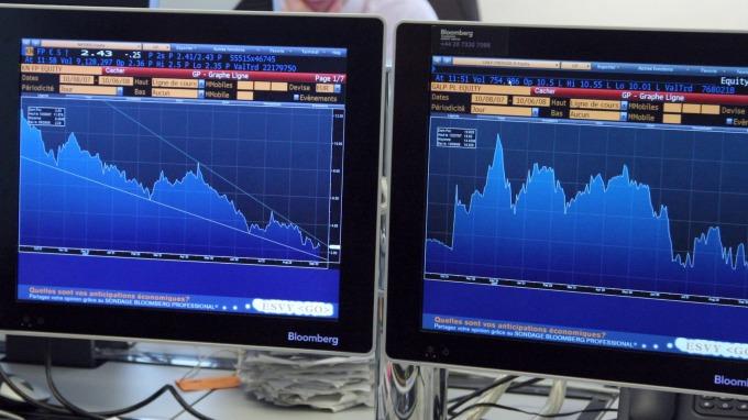 美股跌勢會持續至下週?市場籲Fed降息避免雪球效應  (圖:AFP)