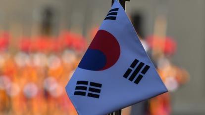 南韓累計確診達2022例 首爾確診數達65例(圖片:AFP)