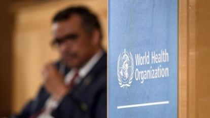 世衛提高武漢疫情的全球風險等級至「非常高」 (圖:AFP)