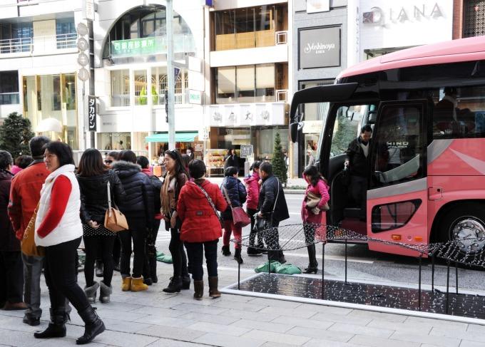 武漢肺炎重創日本百貨業 多家業者出現 2 位數衰退 (圖片:AFP)