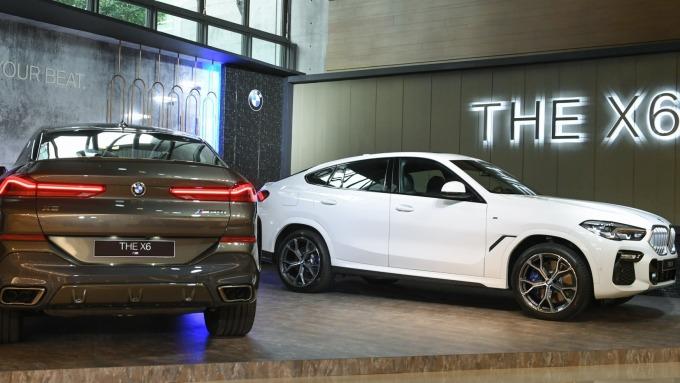 X6車系單月掛牌達137台,年增幅高達652%。(圖:BMW提供)