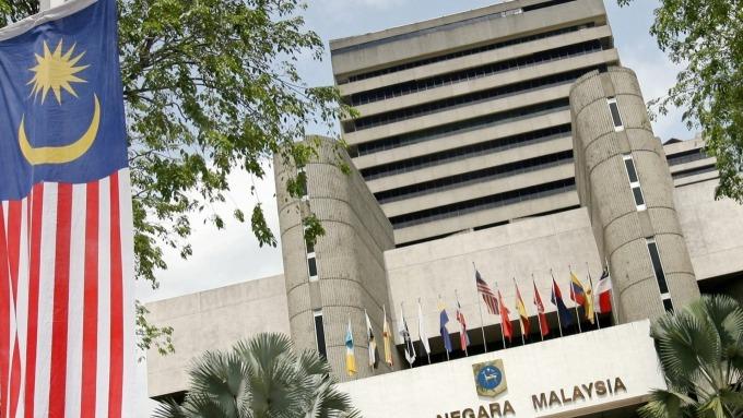 馬來西亞央行加入稍早澳洲央行行列,降息1碼拉抬經濟並對抗疫情。(圖:AFP)
