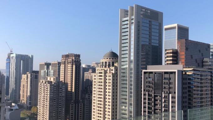 台中新豪宅完工,改變七期房價排行。(圖/立智提供)