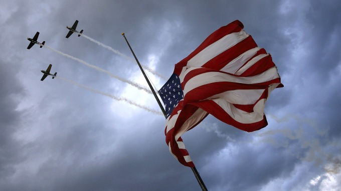 超級星期二美國總統民主黨初選,專屬於美國的第二只黑天鵝。(圖:AFP)