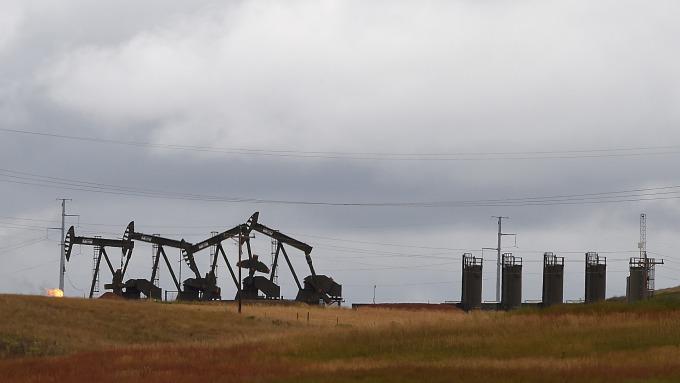 首季全球原油需求大減380萬桶 OPEC面臨考驗(圖:AFP)