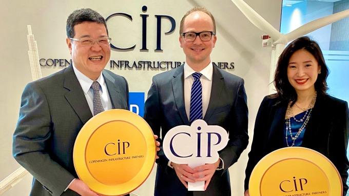 左起為CIP財務長徐正穎、執行長侯奕愷、開發長許乃文。(圖:CIP提供)