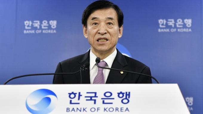 遲遲不降?經濟學家估南韓央行四月降息 (圖:AFP)