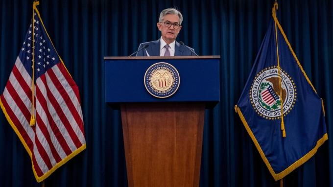 Fed降息之路未完?華爾街估最快本月再降(圖:AFP)