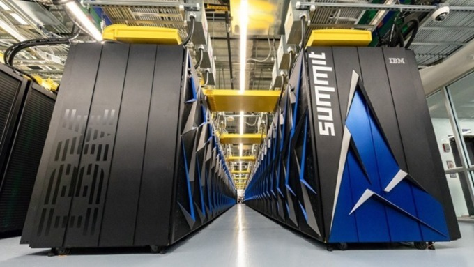 AMD與HP搶下6億超級電腦計畫 AMD成最大贏家(圖:AFP)