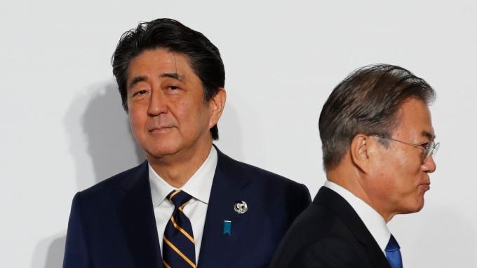 日本限制中韓旅客入境 南韓暗示採取反制措施 (圖片:AFP)