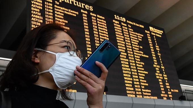 對抗武漢肺炎! 美豁免中國口罩等醫療用品關稅(圖片:AFP)