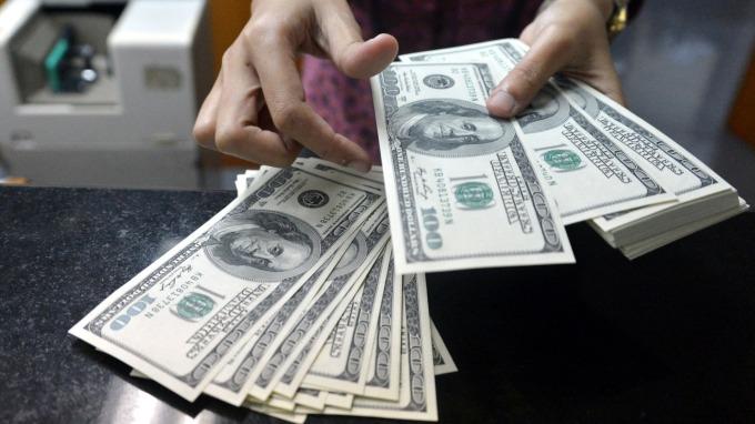 陶冬:Fed降息市場受驚 美元見頂經濟放緩。(圖:AFP)