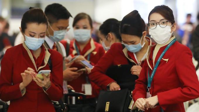 國泰航空日本航班喊卡!日本水產農產品及觀光恐受挫 (圖片:AFP)
