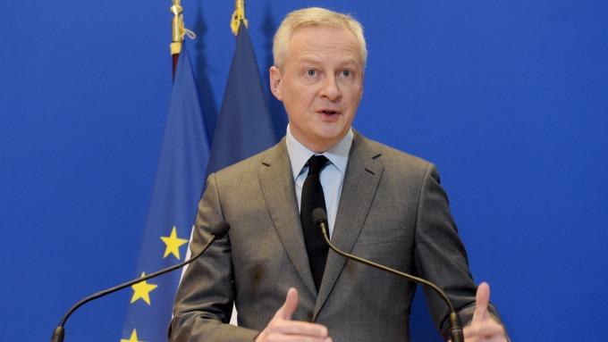 法國財長:歐洲應實行「大規模」經濟刺激計劃(圖片:AFP)