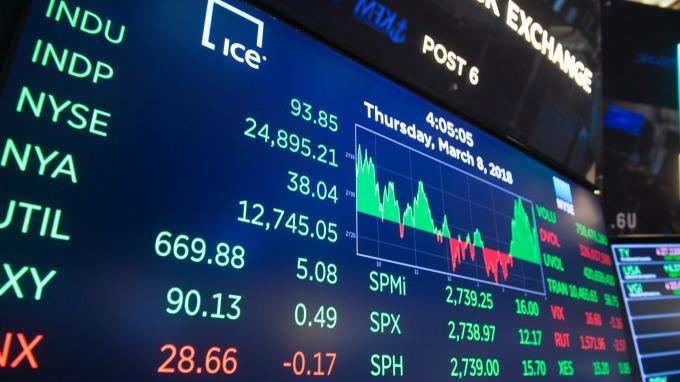 股市跌盪還沒完? 新債王:情況將會變得更糟(圖片:AFP)