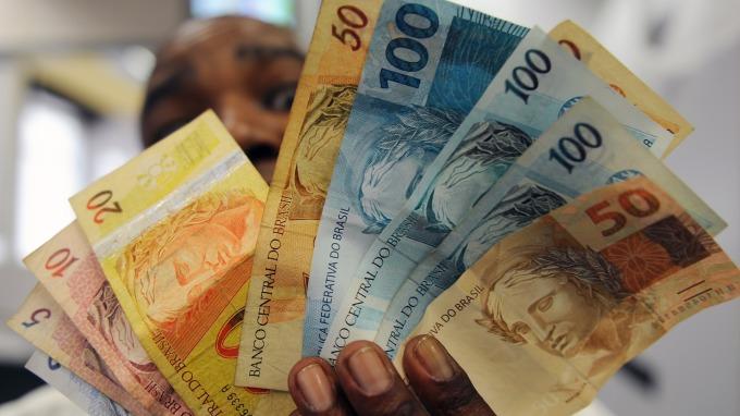 巴西股市創1998年以降最慘烈崩跌 央行2度出手搶救里爾(圖片:AFP)