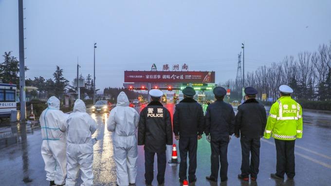 義大利宣布全境封鎖  (圖片:AFP)