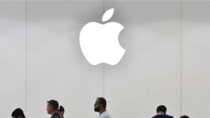 小摩重申蘋果目標價不變 稱疫情風險已納入評估  (圖:AFP)