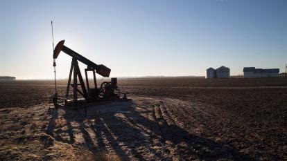 油價暴跌重擊美頁岩油商 傳川普政府將提供援助  (圖:AFP)