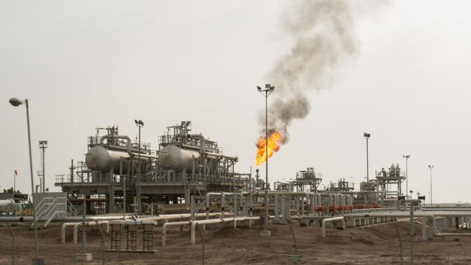 油價暴跌 美頁岩油商僅剩4家能獲利  (圖片:AFP)