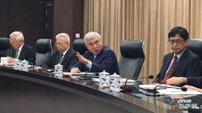 台灣央行揭露換匯交易餘額 重申是為了提供外幣流動性 (圖片:AFP)