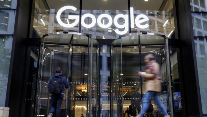 美國疫情擴散加速 Google發信要求北美員工在家工作(圖:AFP)