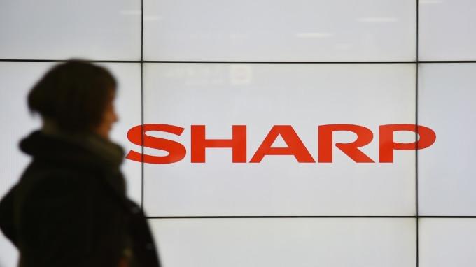 夏普在美向彩虹光電、冠捷科技、VIZIO提侵權訴訟 (圖片:AFP)