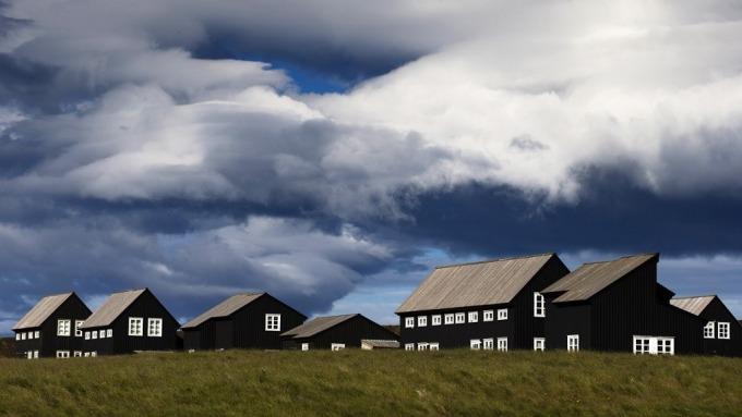 英國央行降息2碼後 冰島也緊急降息2碼  (圖:AFP)