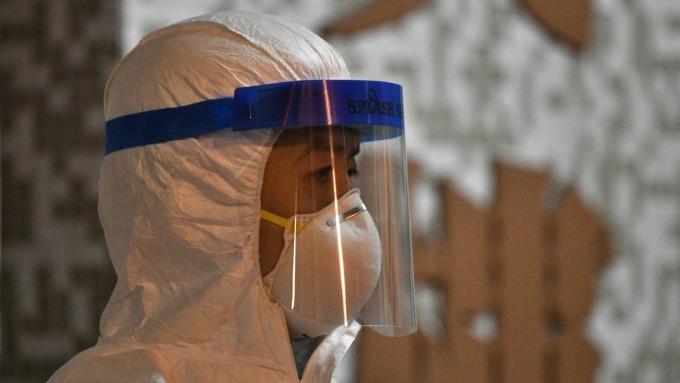 各國各企業防疫措施升級(圖片:AFP)