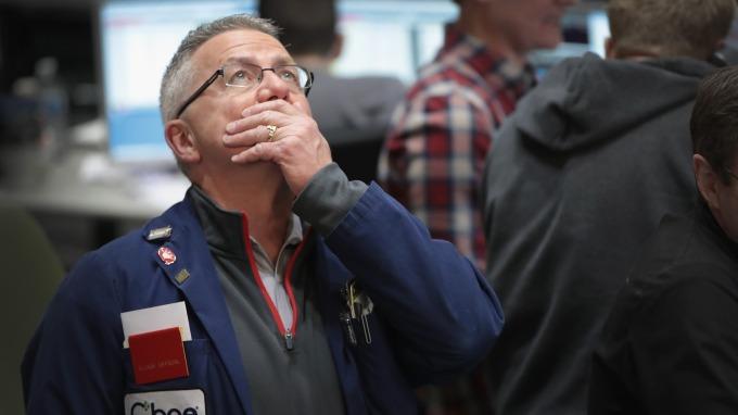 防疫!芝商所週五收盤後關閉CBOT交易大廳(圖片:AFP)