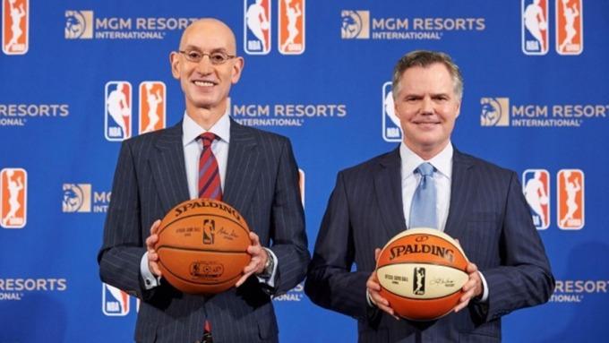 猶他爵士球星確診 NBA宣布無限期停賽  (圖:AFP)