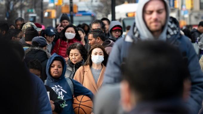 美國疫情預料還會惡化。(圖:AFP)