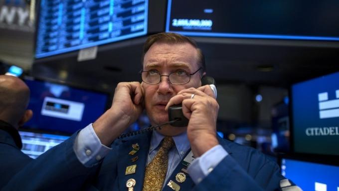 美債流動性枯竭下 全球50兆美元資產恐去失定價參考 (圖:AFP)