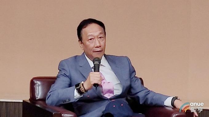 鴻海創辦人郭台銘。(鉅亨網資料照)