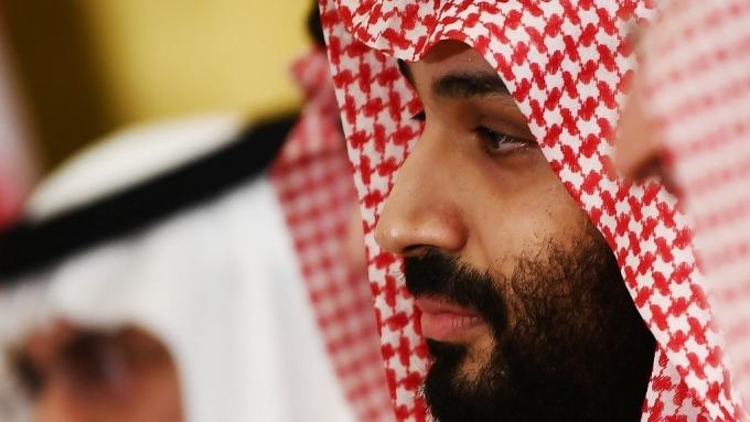 〈鉅亨看世界〉沙爾曼王儲又一次暴走?  (圖:AFP)