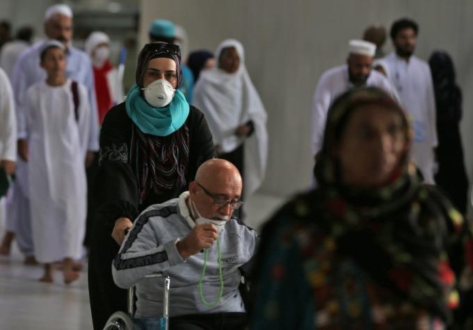 沙國本次也受疫情影響 (圖: AFP)